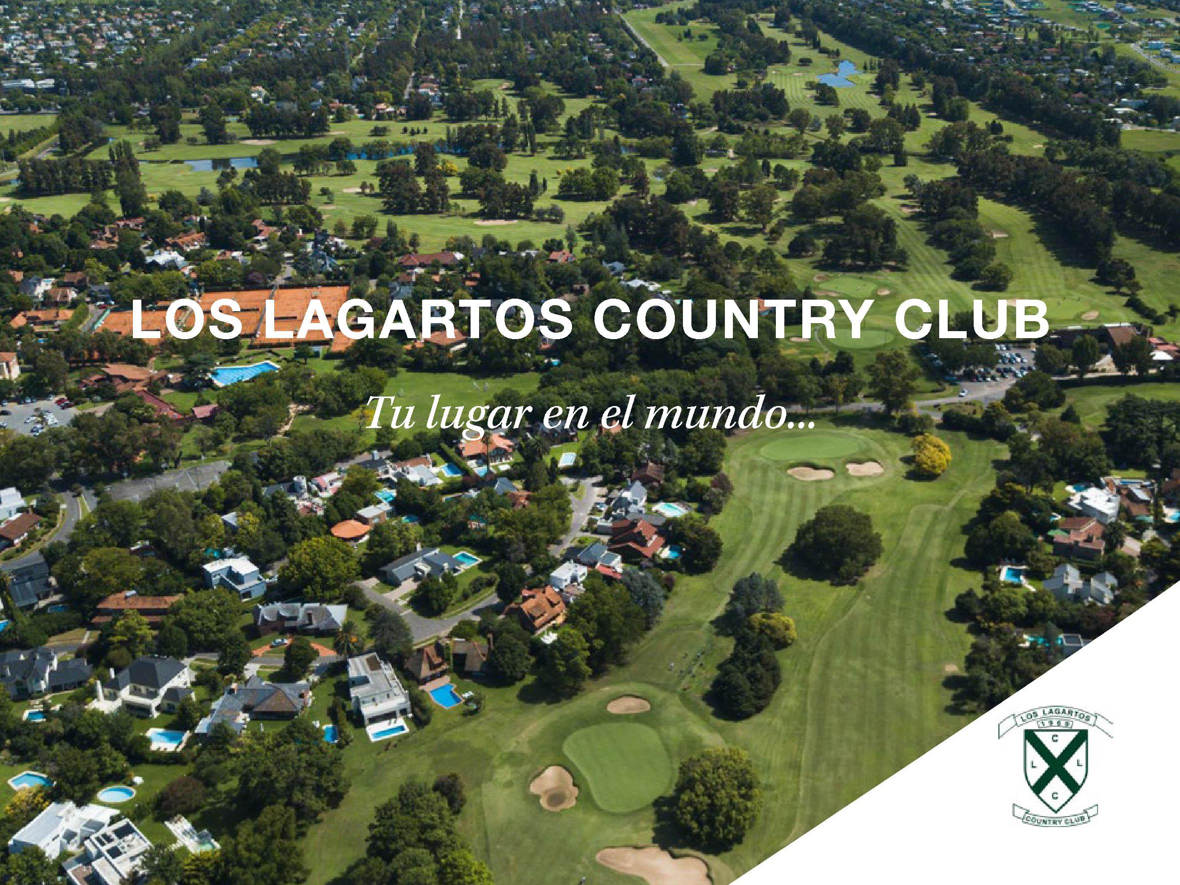 Brochure Los Lagartos Country Club